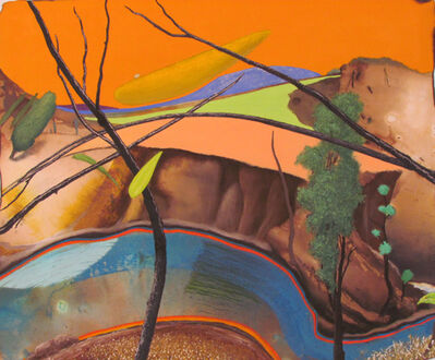 Peter Kephart, 'A Bend in the River', 2014