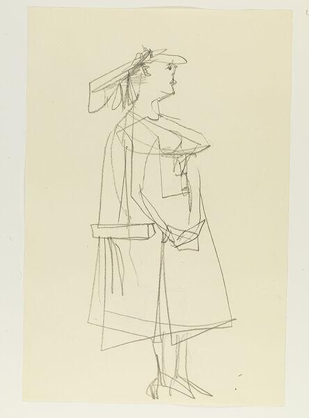 George Fullard, 'Waiting Women', Date Unkown