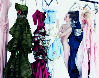 Patrick Demarchelier, 'Christian Dior Haute Couture, Fall/Winter 2006', 2011