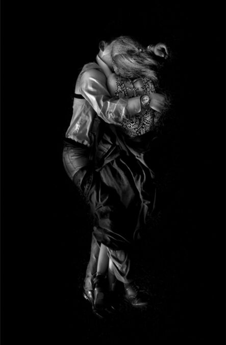 Michael Massaia, 'Couple #1 (Vertical Abstract)', 2015