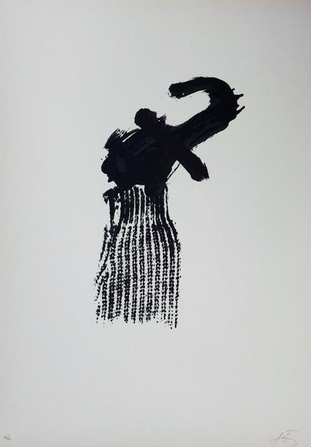 Antoni Tàpies, 'LLambrec 10', 1975
