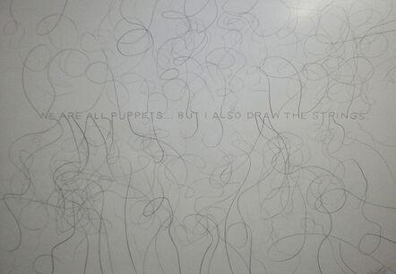 Lázaro Saavedra, 'Contemplative artist', 2010