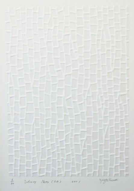 Yayoi Kusama, 'Infinity Nets (ZA)', 2001