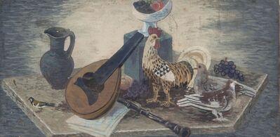 Gino Severini, 'Natura Morta', 1938