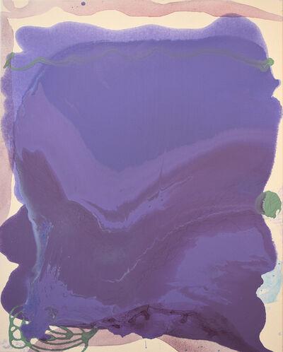 Alyce Gottesman, 'Purple Aura', 2017