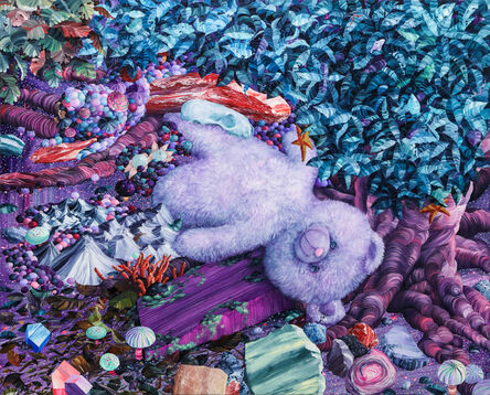 Eguchi Ayane, 'The dream island', 2018