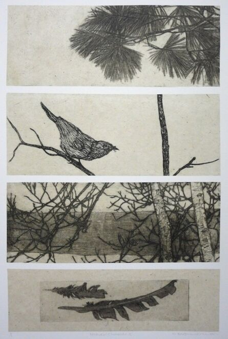 Mary Baranowski-Lowden, 'Natural Elements I', 2014