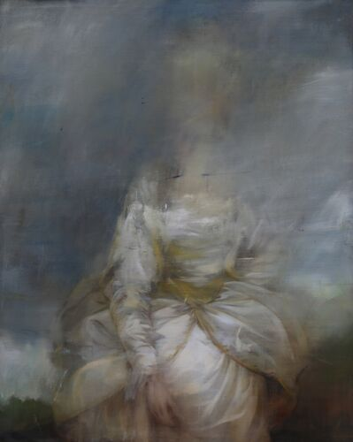 Jake Wood-Evans, 'Sarah Campbell, after Sir Joshua Reynolds', 2018