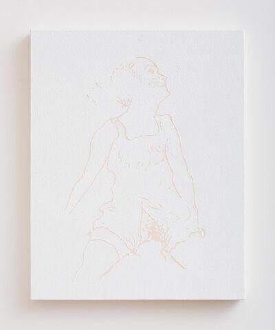 Miller Updegraff, 'Pink Cigarette', 2013