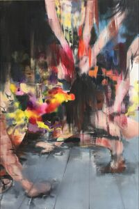 Li Tianbing, 'On the Ground', 2018