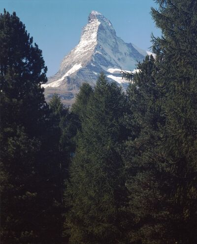 Daniel Gustav Cramer, 'Matterhorn III', 2014