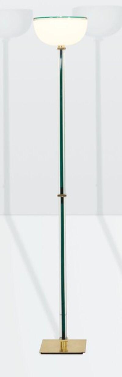 Venini, 'a Tolboi floor lamp in hand-blown glass', ca. 1990