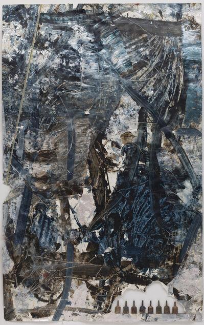Tam Van Tran, 'Black and Blue Cologne', 2014