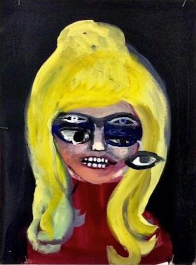 "Silvia Argiolas, '""The Fake Blonde""', 2015"