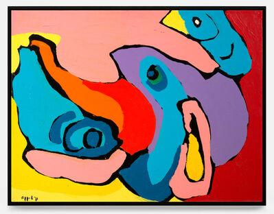 Karel Appel, 'Blue Bird', 1971