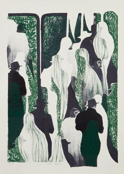 Anna Parkina, 'In Full Bud', 2009