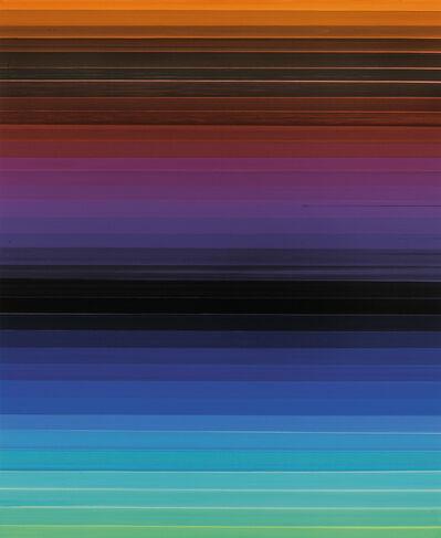 "Thierry Feuz, '""Technicolor Stratus Sirius""', 2016"