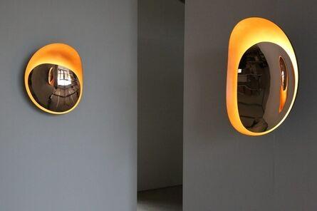 "Niamh Barry, '""Vessel II,"" Suspended Light Sculpture', 2017"