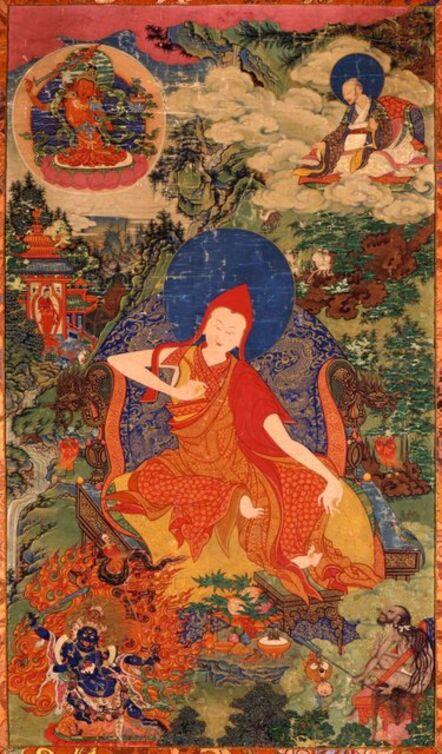 'Sakya Pandita, Kunga Gyaltsen (1235-1280) Sakya and Gelug Orders', 18th century