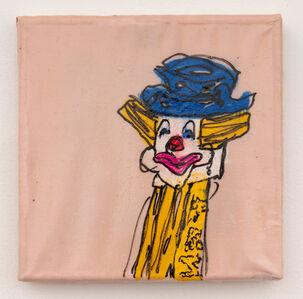 Lance Rautzhan, 'Untitled (Clown Candy Dispenser)', 2021