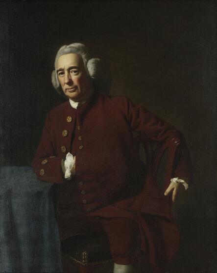 John Singleton Copley, 'Dr. Silvester Gardiner (1708-1786)', Probably 1772