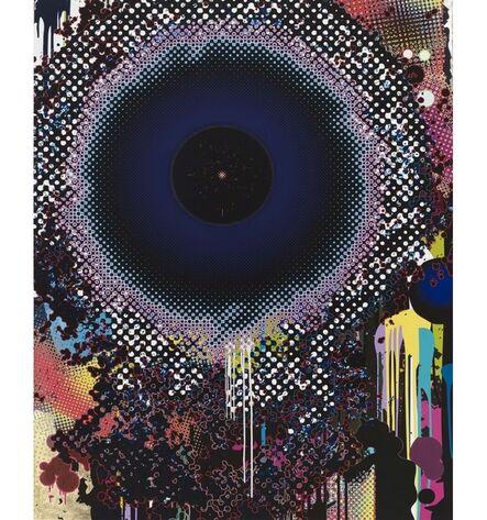 Takashi Murakami, 'WARP', 2009