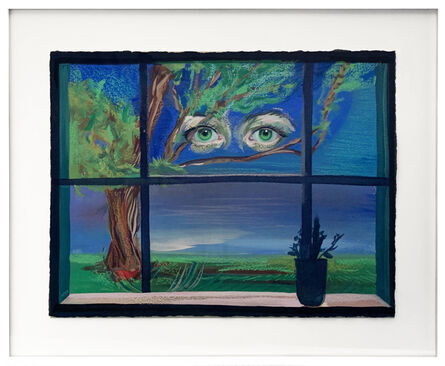 Natalie Frank, 'Juniper Tree (Spring)', 2019