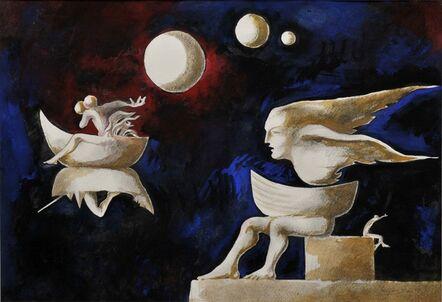 Cruzeiro Seixas, 'A noite de uma palavra', 1999