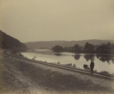 William Rau, 'Curve West of Wyalusing'