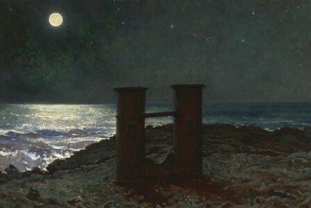 Jamie Wyeth, 'Moon Landing', 1969