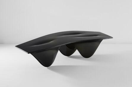 Zaha Hadid, 'Black Aqua Table', 2005