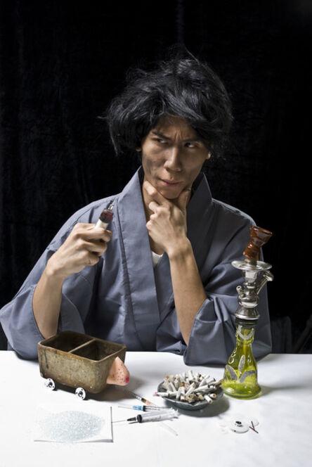 Haruya Nakajima, 'Anxiety', 2011