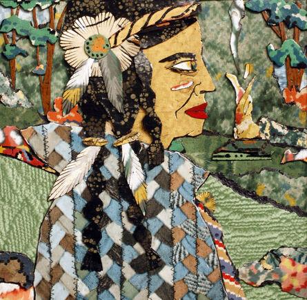 Bill Miller, 'Pocahontas', 2012