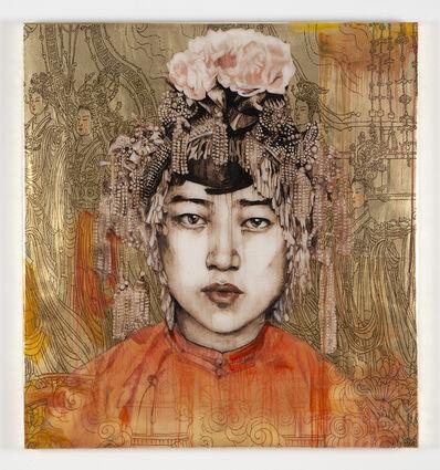 Hung Liu 刘虹, 'Immortal Parade', 2020