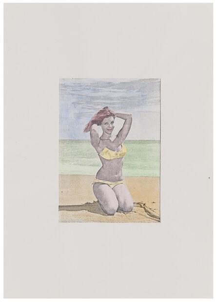 Hans-Peter Feldmann, 'Pin-Up Girls', 1979
