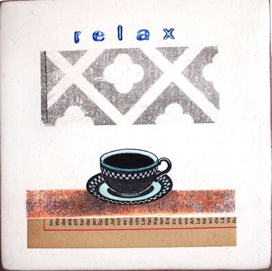 Kati Elm, 'Relax', 2013