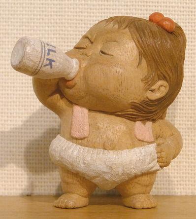 Miki NAGASAKI, 'Gulp, gulp', 2016