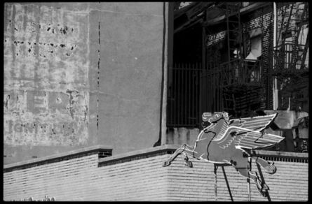 Robert Rauschenberg, 'New York City', 1981