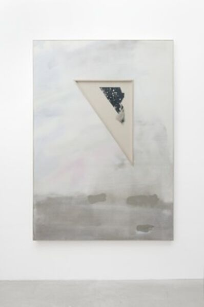 Béla Pablo Janssen, 'Untitled (Le soleil se leve derrière l'abstraction) ', 2015