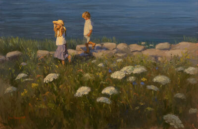 Shirley Cean Youngs, 'Under the Summer Sun', ca. 2016