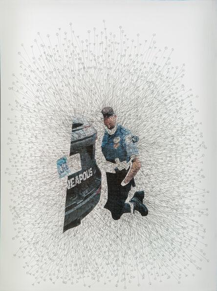 Enrique Castrejon, 'Calculated Murder (8min46sec)', 2020