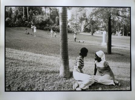 Carlos Moreira, 'Buenos Aires Square, 1970s', Vintage
