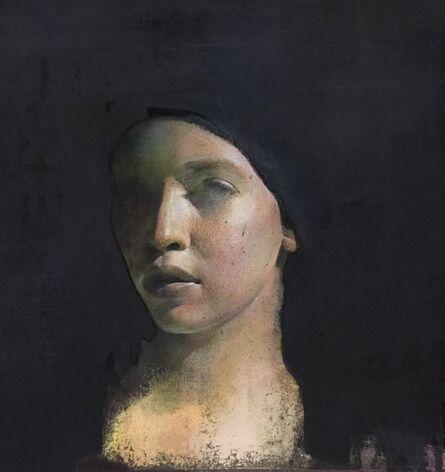 Yuriy Ibragimov, 'Heady Study 2', 2018