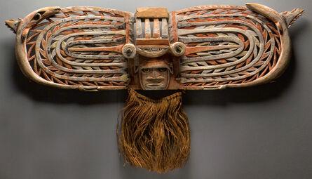 Unknown Artist, 'Malagan Display Mask', Probably 19th century