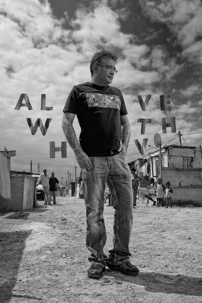 Adrian Steirn, 'Zackie Achmat: Alive with HIV', 2013