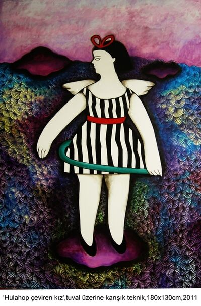 Işıl Ulaş, 'The Girl Who Is Hula Hooping', 2012