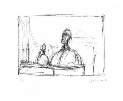 Alberto Giacometti, 'Buste', 1995