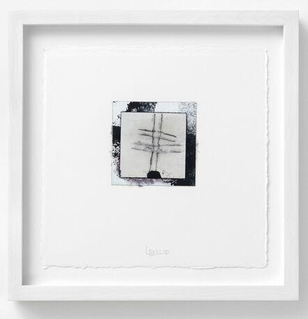 Larry Bell, 'Fraction 8435', 2000