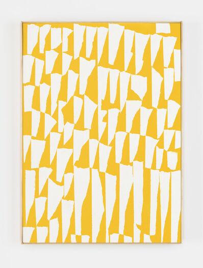 Clemens Behr, 'Yellow 1', 2020