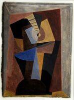 Pablo Picasso, 'Guitare', 1920